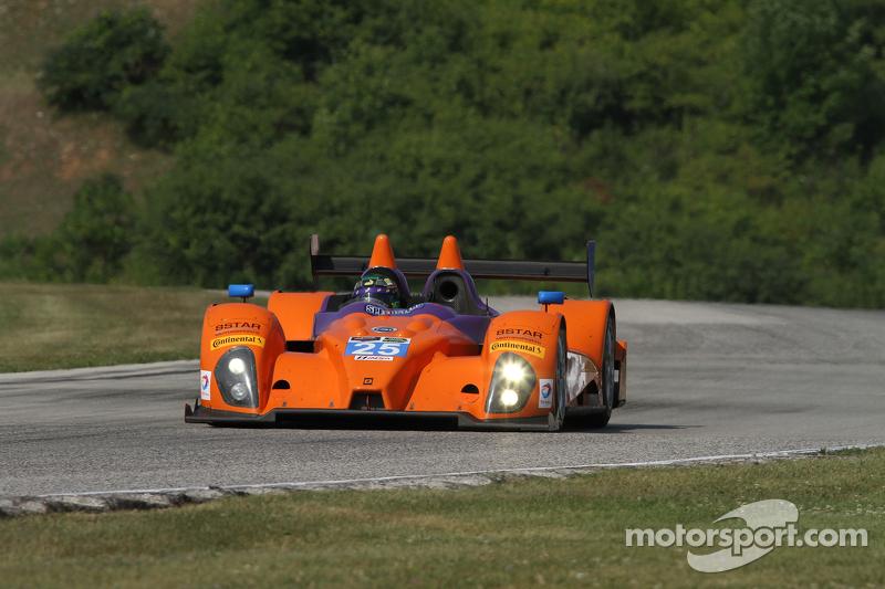 #25 8Star Motorsports Oreca FLM09 Chevrolet: Luis Diaz, Sean Rayhall