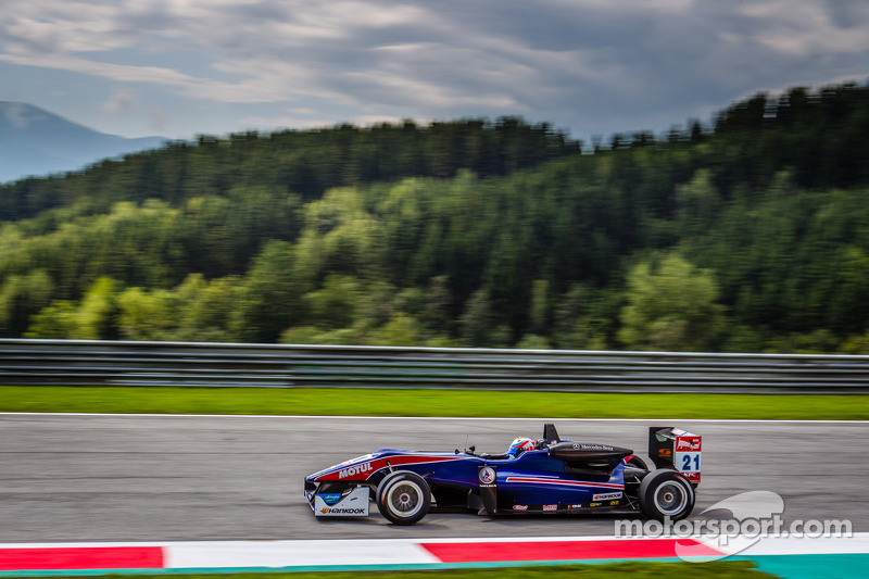 Felix Serrales, Team West-TecF3 Dallara F312 Mercedes