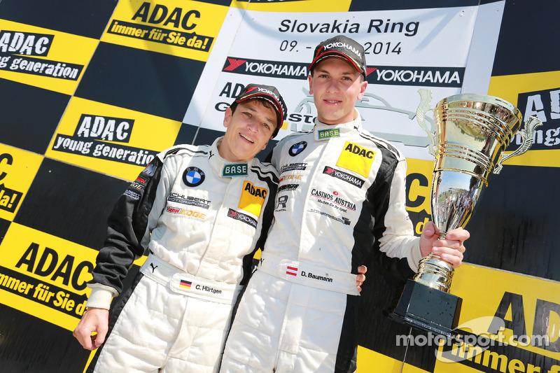 Vencedores Claudia Hurtgen, Dominik Baumann