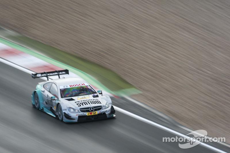 Daniel Juncadella, Mercedes AMG DTM-Takımı Mucke DTM Mercedes AMG C-Coupe