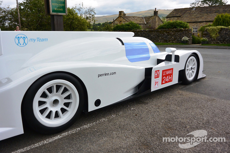 Perrinn Limited myLMP1 Showcar