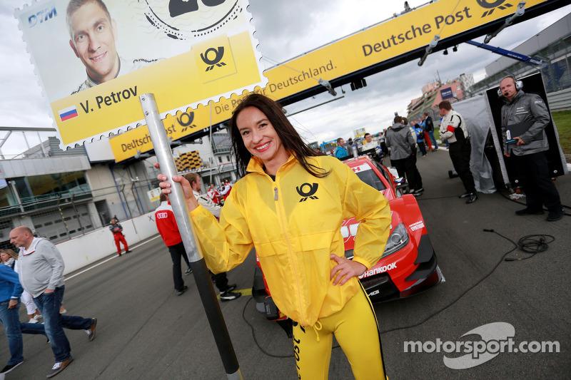 Grid kızı: Vitaly Petrov, Mercedes AMG DTM-Takımı Mucke DTM Mercedes AMG C-Coupe