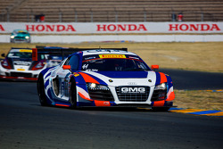 #44 Global Motorsports Group 奥迪 R8 Ultra: Brent Holden