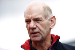 Adrian Newey, Red Bull Racing Capo Ufficio Tecnico