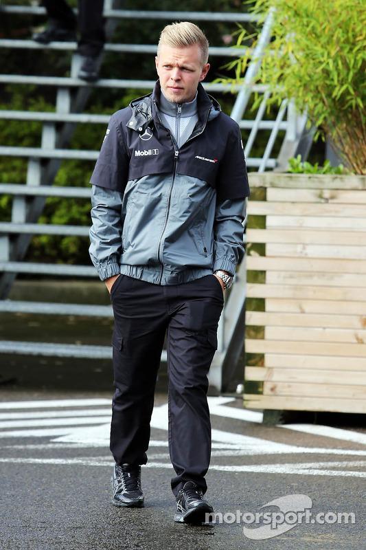 Kevin Magnussen, McLaren