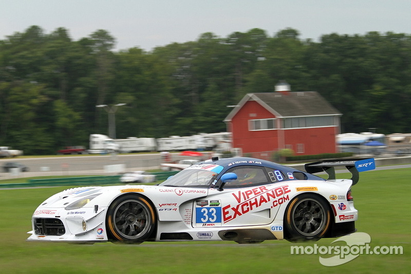 #33 Riley Motorsports SRT Viper GT3-R: Tony Ave, Ben Keating