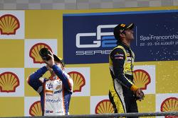 Johnny Cecotto & Felipe Nasr