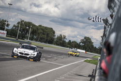 #76 BMW Sports Trophy Team Schubert BMW Z4: Thomas Jäger, Dominik Baumann takes the win