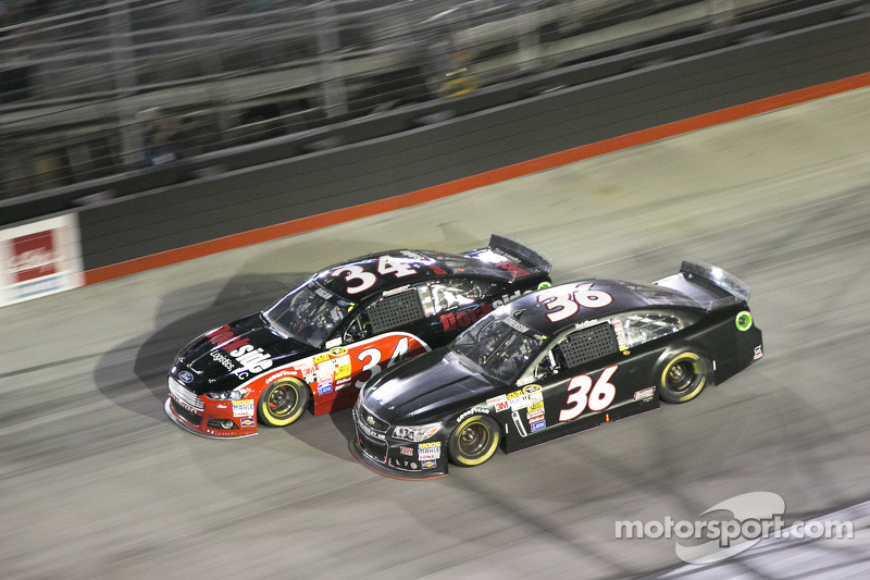David Ragan and Reed Sorenson