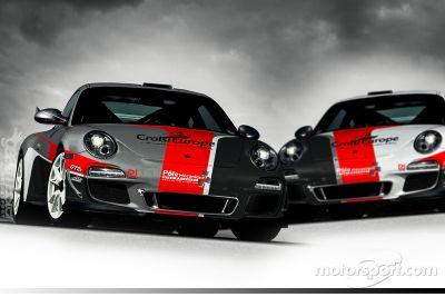 Romain Dumas desenvolve Porsche RGT