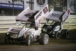 David Gravel and Kerry Madsen