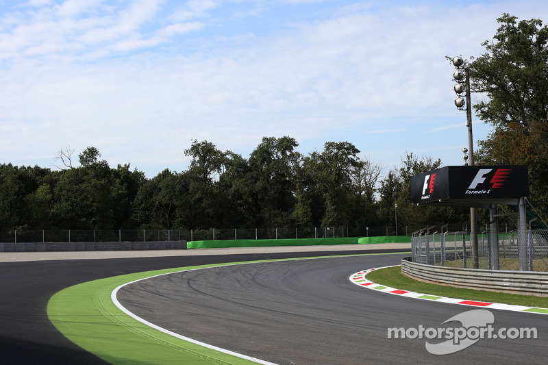 Parabolica in Monza