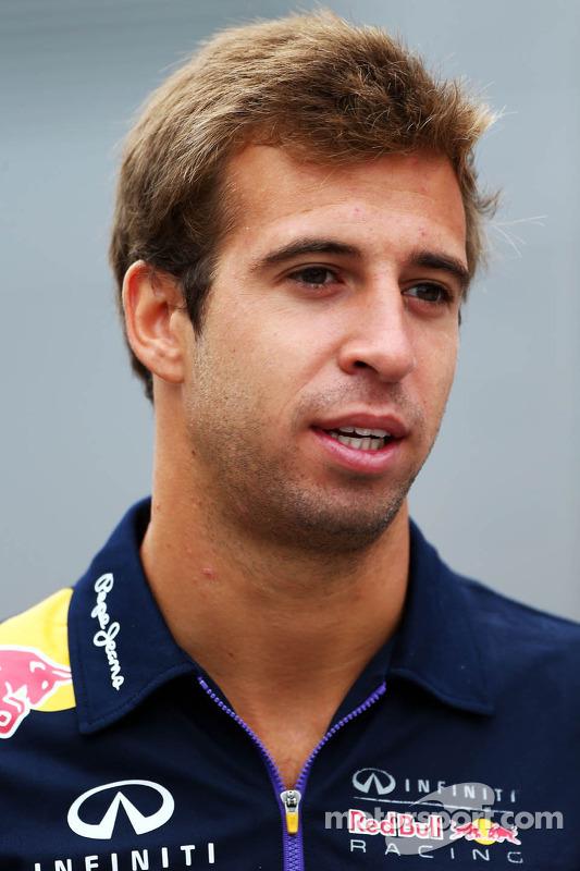 Antonio Felix da Costa, Red Bull Racing Testfahrer