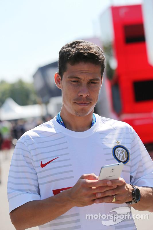 Inter Milan - jogador
