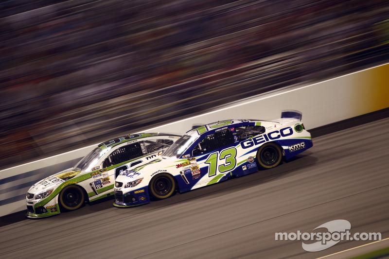Casey Mears, Germain Racing Chevrolet