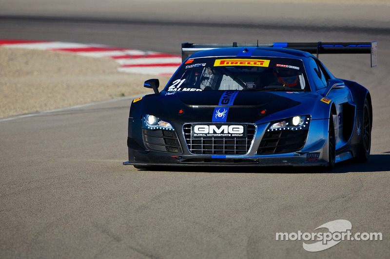 #21 GMG Racing Audi R8 LMS ultra: Andrew Palmer