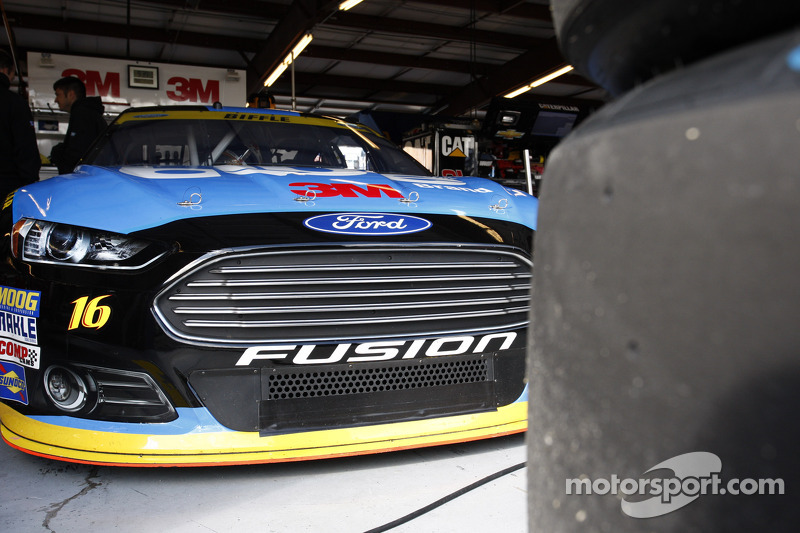 Greg Biffle, Roush Fenway Racing Ford detayı