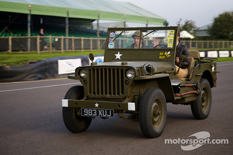 Stati Uniti WWII Jeep