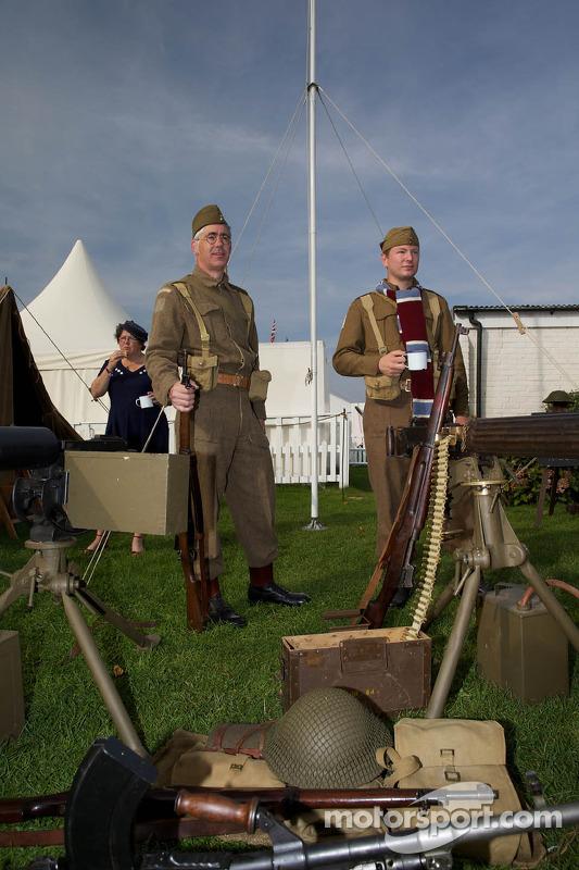 Soldados da II Guerra