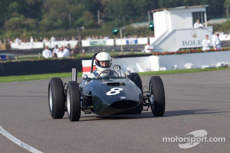 David Clark - 1961 - BRM P57