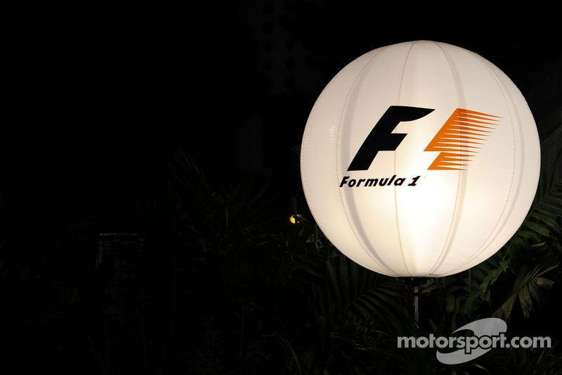 F1 Balloon padokta