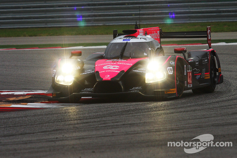 #42 OAK Racing Ligier HPD: 古斯塔沃·亚卡曼, 阿历克斯·布伦德尔