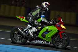 #49 Kawasaki: Fabien Parchard, Gabriel Pons, Laurent Yvin, David Marchand