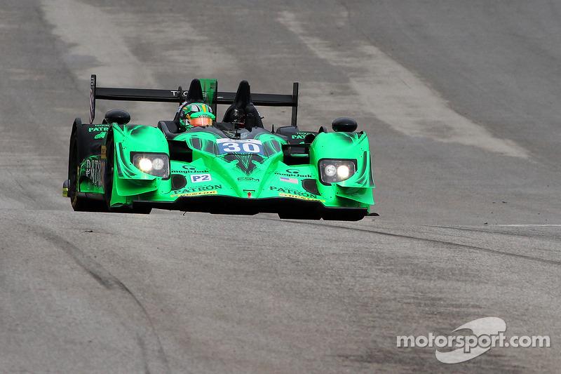 #30 Extreme Speed Motorsports HPD ARX 03b - 本田: 斯科特·夏普, 瑞恩·迪埃尔, 埃德·布朗