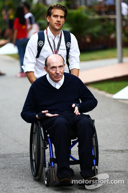 Frank Williams, Williams Team Owner