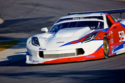 #59 Gregg Motorsports 雪佛兰 雪佛兰克尔维特: 西蒙·格里格