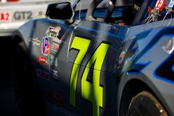 #74 Engineered Components Chevrolet Camaro: A.J. Hennriksen