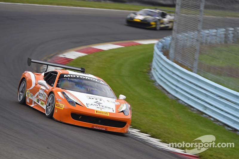 #077 Miller Motorcars Ferrari 458: Joe Courtney