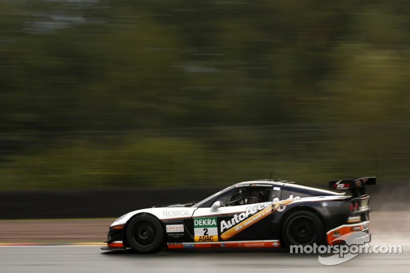 #2 Callaway Competition 雪佛兰克尔维特 Z06.R GT3: Patrick Assenheimer, Diego Alessi