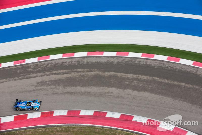 #09 RSR Racing ORECA FLM09: Duncan Ende, Bruno Junqueira