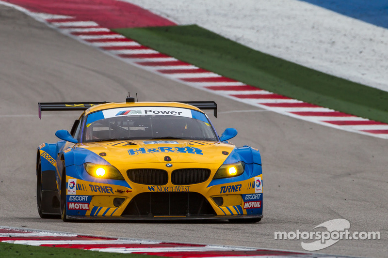 #300 Turner Motorsport BMW Z4: Dane Cameron, Markus Palttala