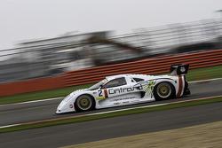 #2 Neil Garner Motorsport 莫斯勒 MT900 GT3: 哈维尔·莫尔西略, 曼努埃尔·辛特拉诺