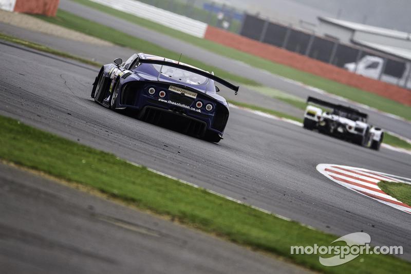 #12 Century Motorsport/Stark Racing Ginetta G55 GT3