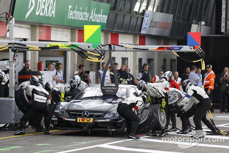 Christian Vietoris, Mercedes AMG DTM-Takımı HWA DTM Mercedes AMG C-Coupe