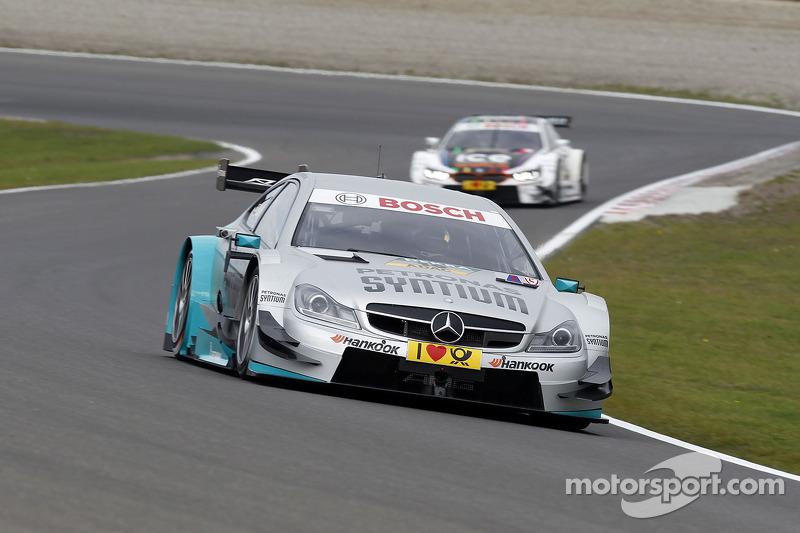 Daniel Juncadella, Mercedes AMG DTM-Takımı M¸cke DTM Mercedes AMG C-Coupe