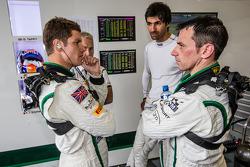 Guy Smith, Antoine Leclerc ve Steven Kane