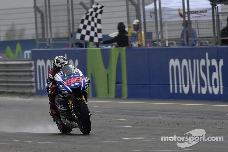 2014: Jorge Lorenzo (Yamaha YZR-M1)