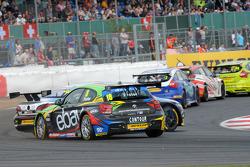 Nick Foster, eBay Motors - Warren Scott, Chrome Edition Restart Racing