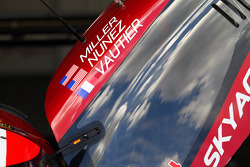 #07 SpeedSource Mazda Prototip