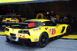 #4 Corvette Racing Chevrolet Corvette C7 Z06