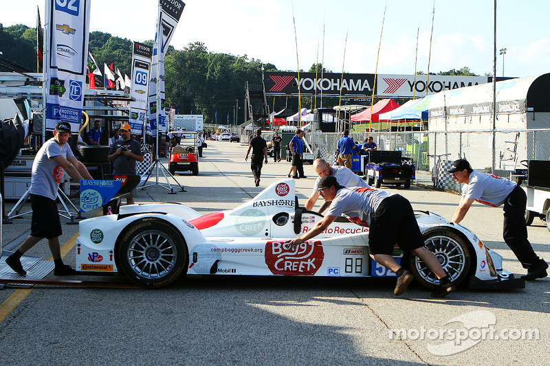 #52 PR1/Mathiasen Motorsports ORECA FLM09