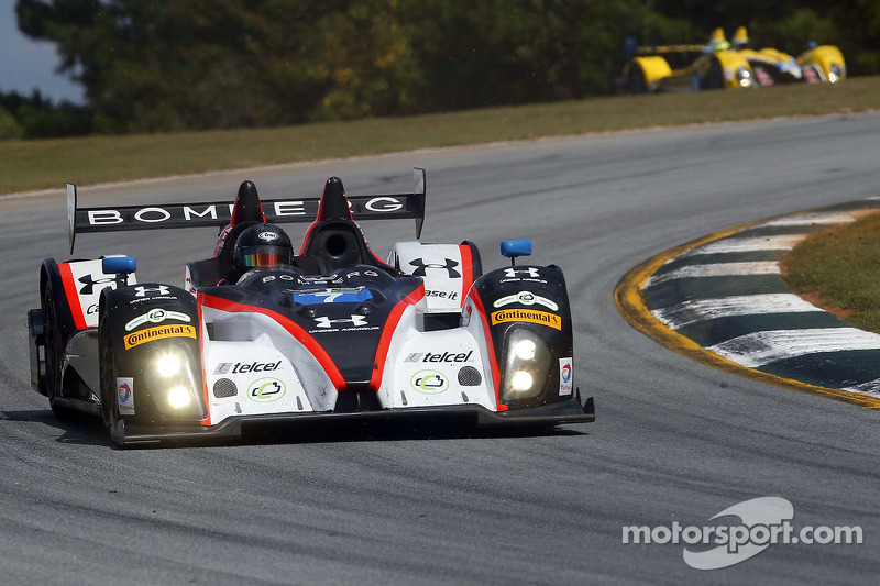 #7 Starworks Motorsport ORECA FLM09: 马丁·弗恩塔斯, 约翰·马丁, 亚当·梅尔宗, 瑞恩·埃弗斯利