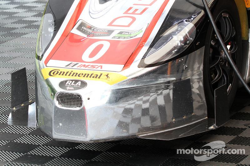 #0 DeltaWing Racing Cars DWC13 detalhe