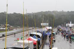 围场的雨水