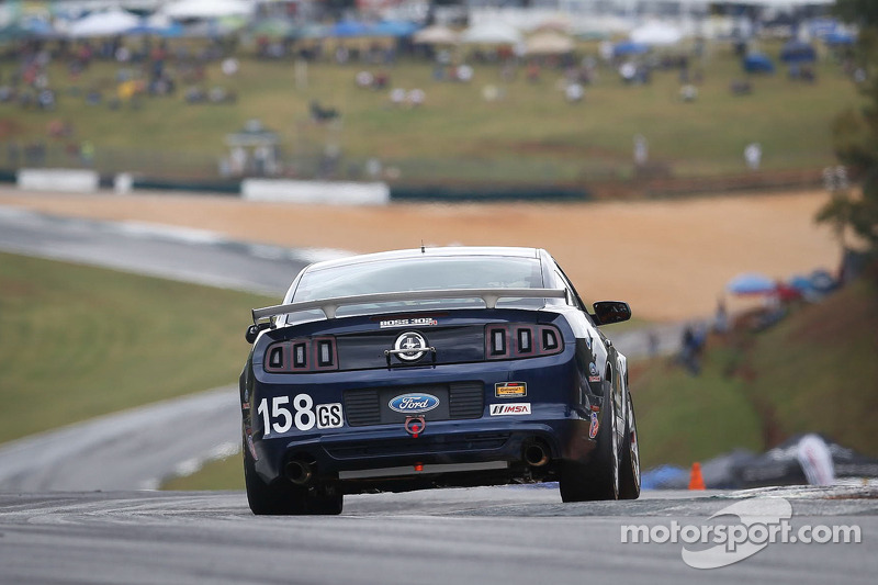 #158 Multimatic Motorsports 福特 野马 302R: 伊恩·詹姆斯, 比利·约翰逊