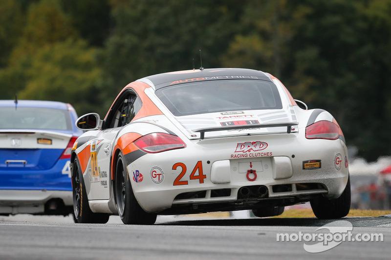 #24 Autometrics Motorsports 保时捷 卡宴: 科里·弗里德曼, 马克·麦吉